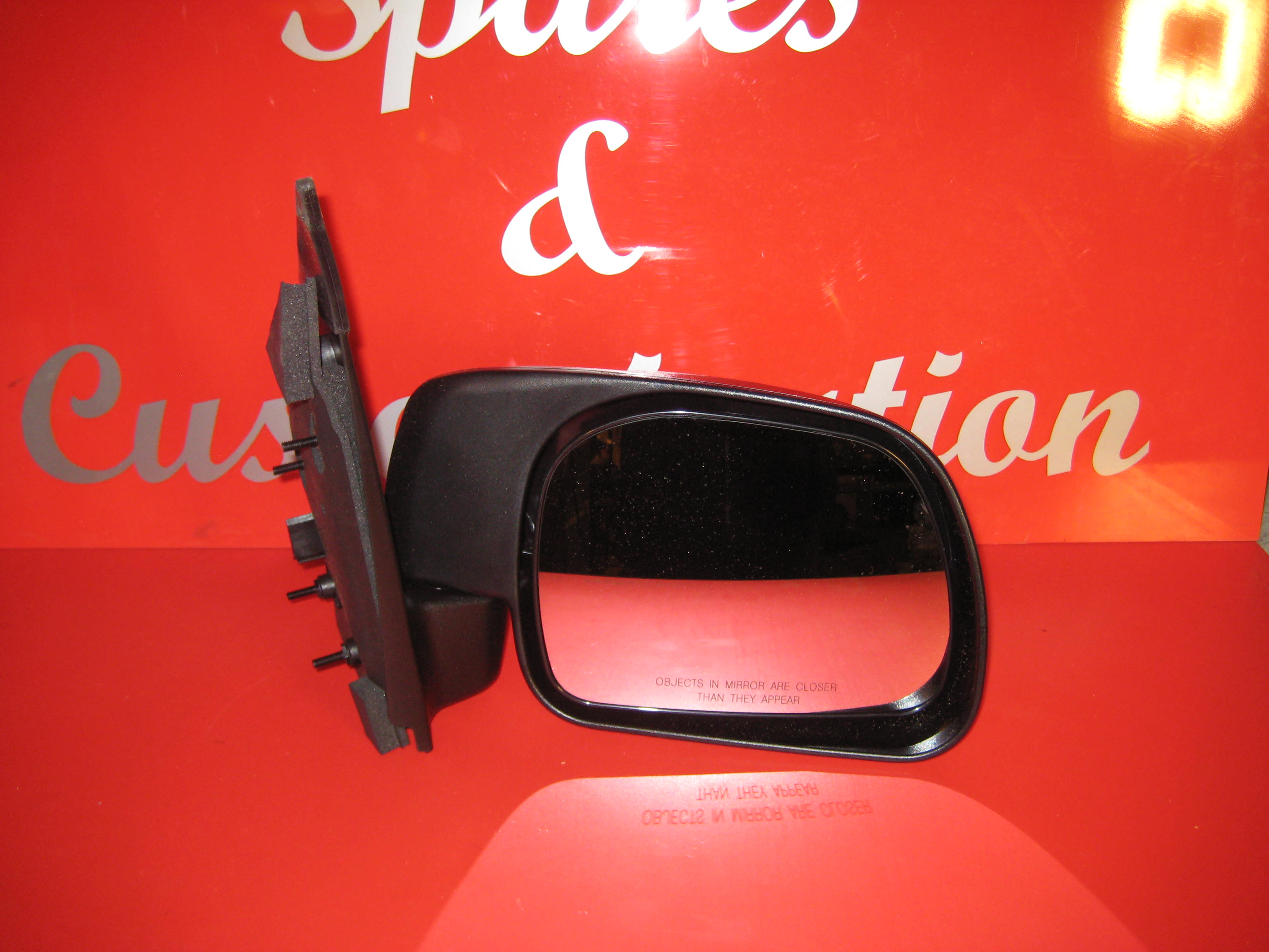 "Excursion Passenger side single glass wing mirror ""standard"""